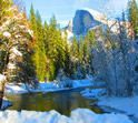 winter Yosemite