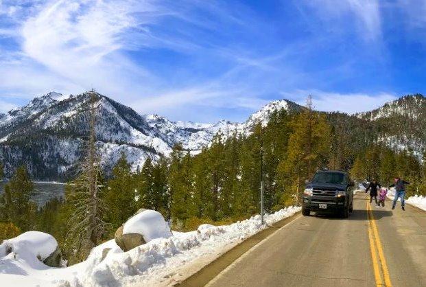 Yosemite-National-Park-vacation